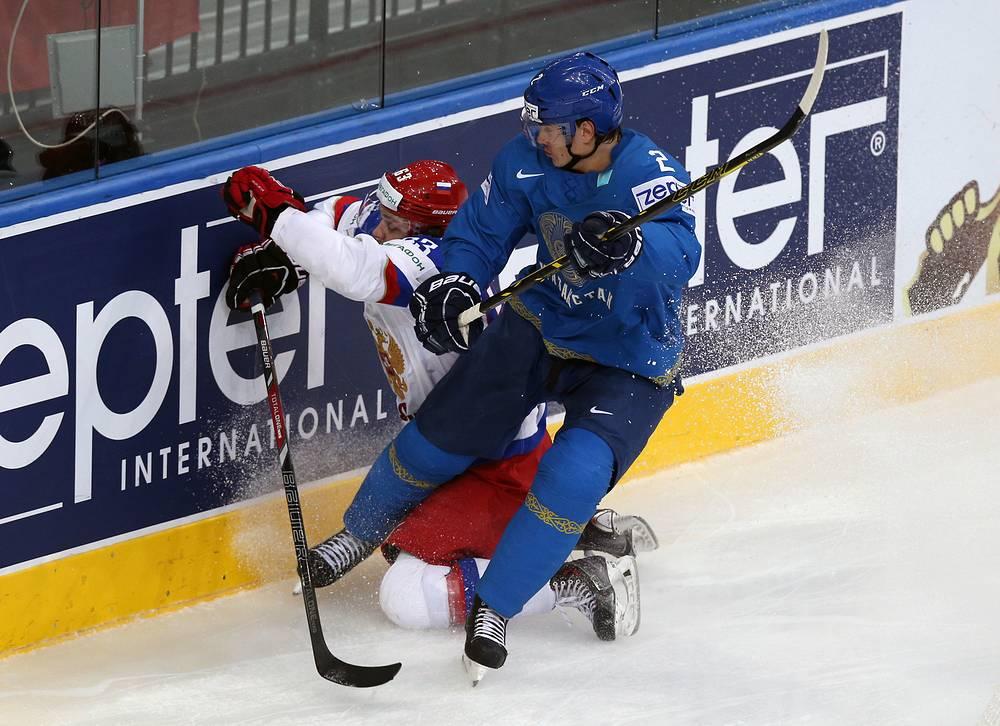 Russia-Kazakhstan 7:2