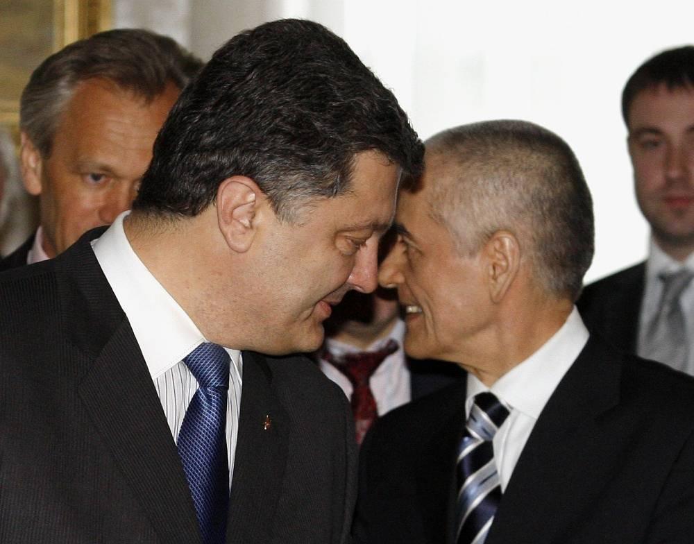 From March to December 2012, Poroshenko was Minister of Economic Development