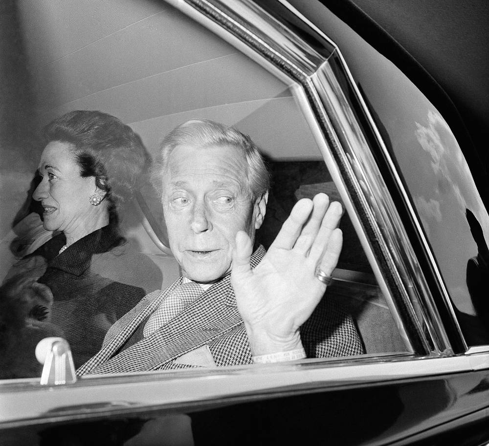 Edward VIII was British King from 20 January 1936 until his abdication on 11 December 1936.