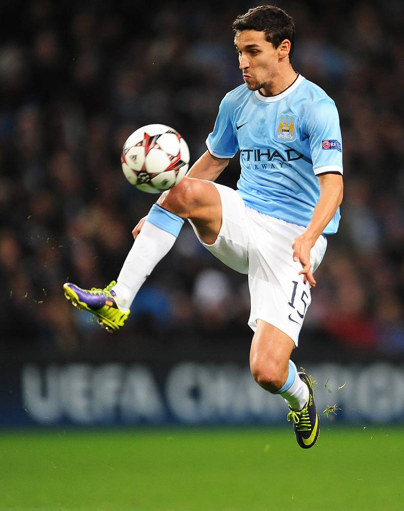 Jesus Navas won't be able to help the Spanish national team at the World Cup because of an injury