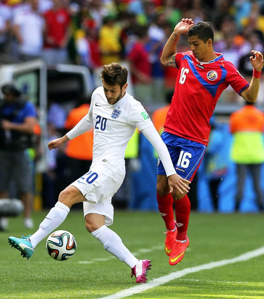 Costa Rica vs. England