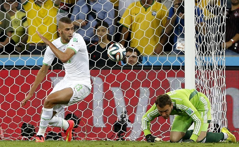 Russia - Algeria
