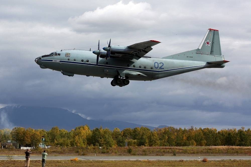 Aviation went on operational duty in Russia's Arctic zone