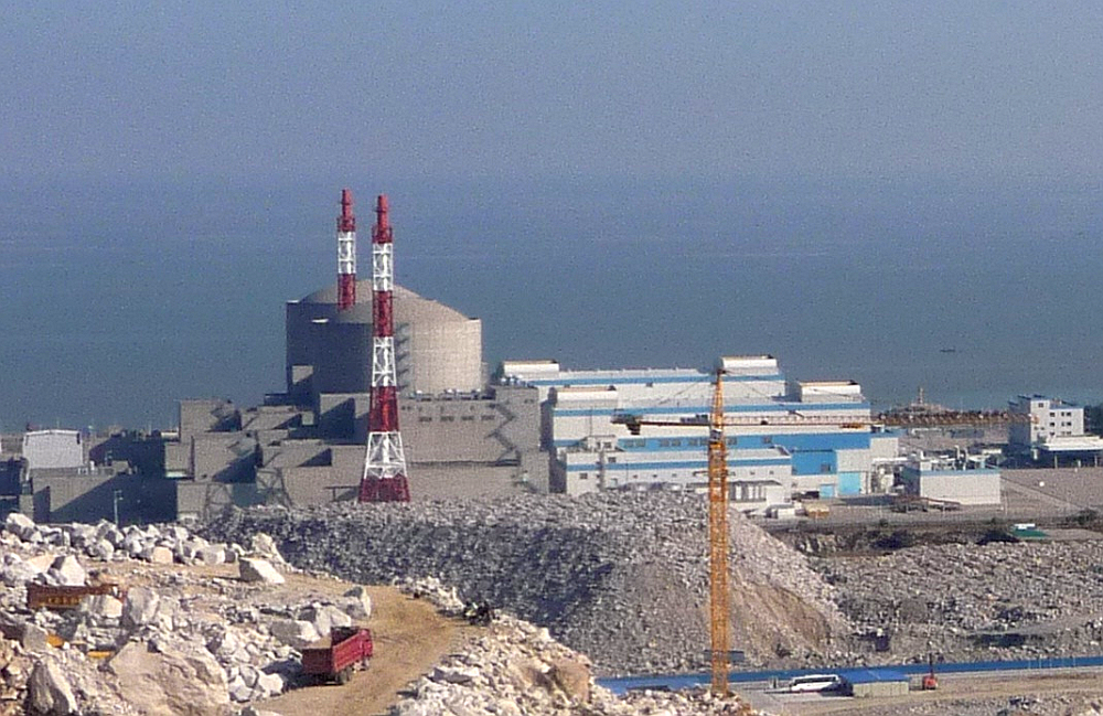 Cooperation in nuclear energy includes the Tianwan nuclear power station construction
