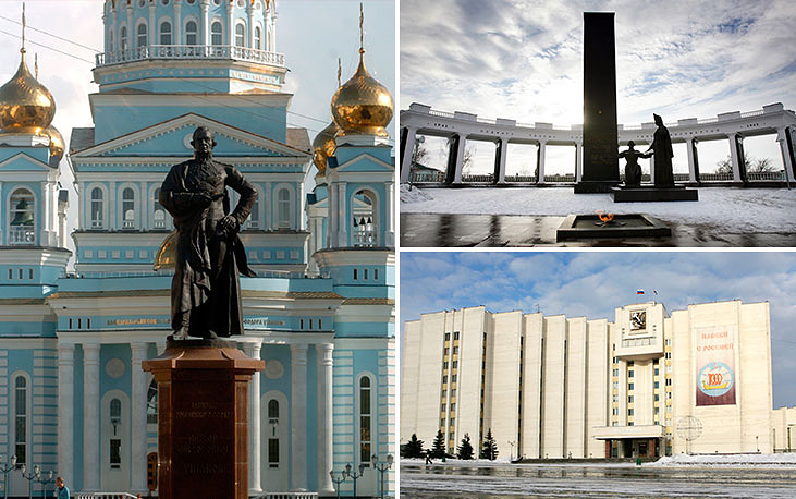 Saransk stadium is planned to be commissioned in 2017 as well