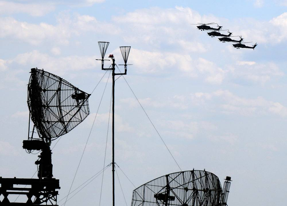 Photo: Aviadarts 2014 military exercise by the Russian Air Force