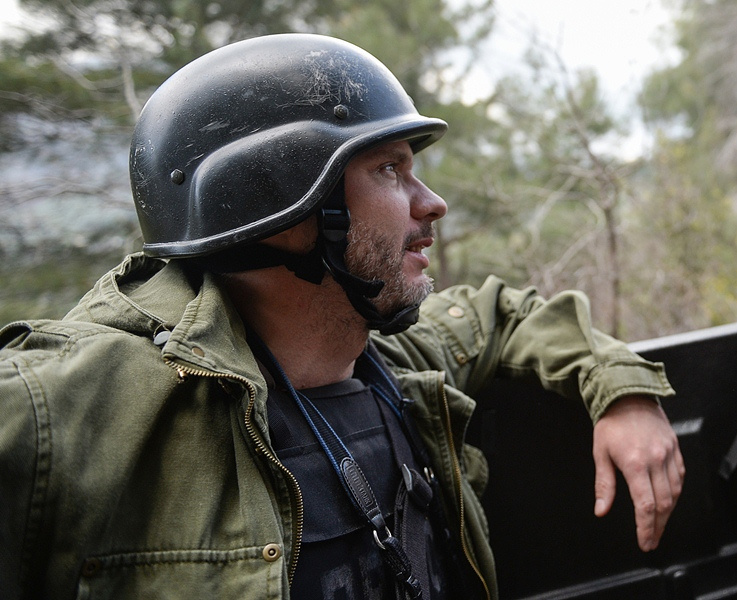 Russian photojournalist Andrei Stenin, who worked for one of Russia's largest state-run news agencies Rossiya Segodnya was killed in Ukraine on August 6, 2014