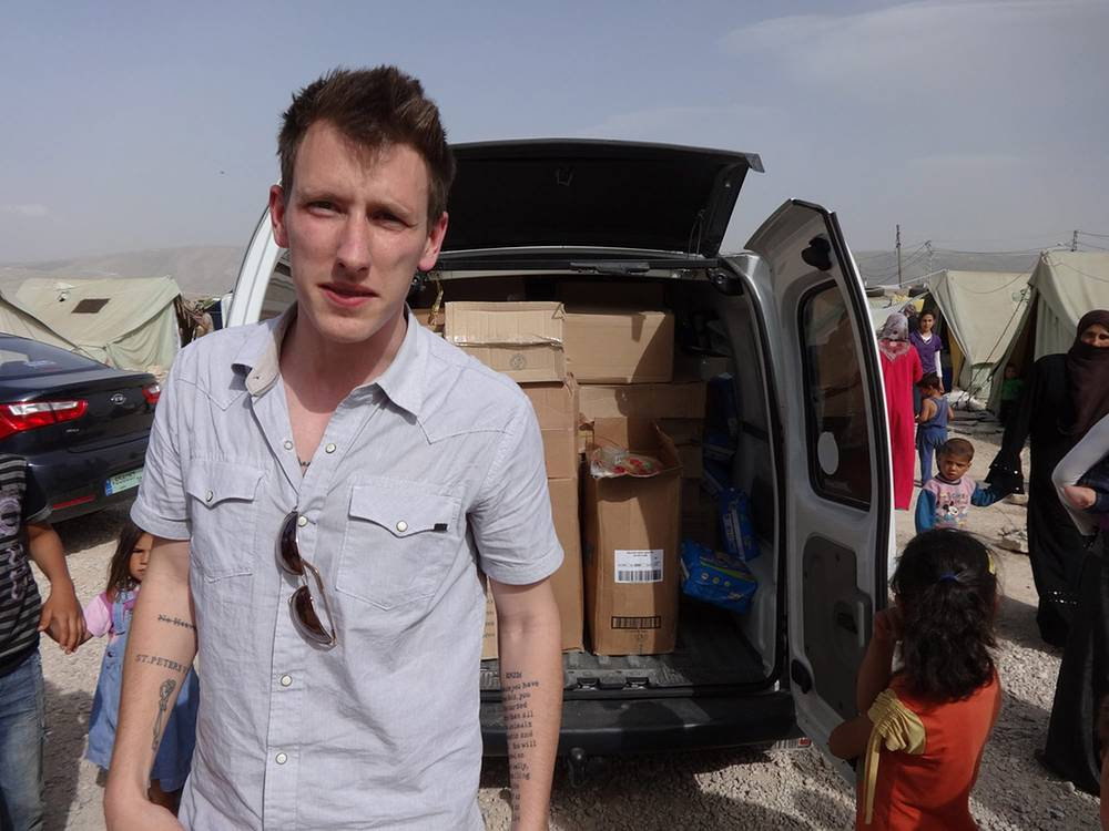US aid worker Peter Kassig captured by militants in Syria in October 2013 was killed by IS in November 2014