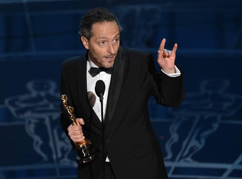 """Emmanuel Lubezki won the Oscar for best cinematographer for """"Birdman"""""""