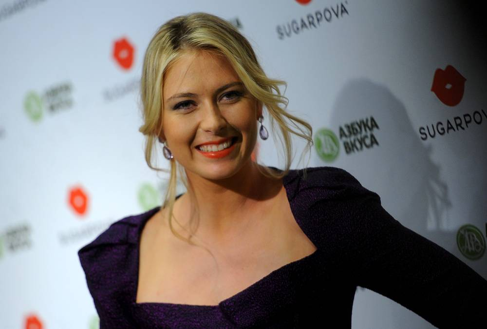 Russian Maria Sharapova tops the list of top ten highest-paid female athletes in 2015 for 11th straight year, according to the Forbes magazine ($29.7 million)