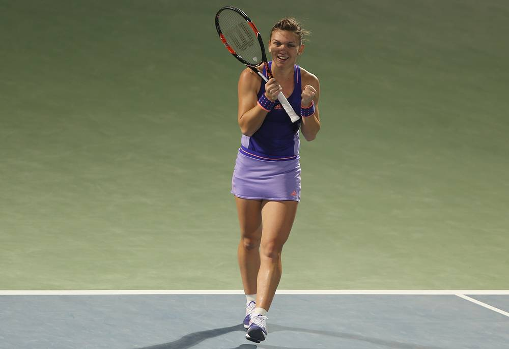 Simona Halep of Romania ($6.8 million)