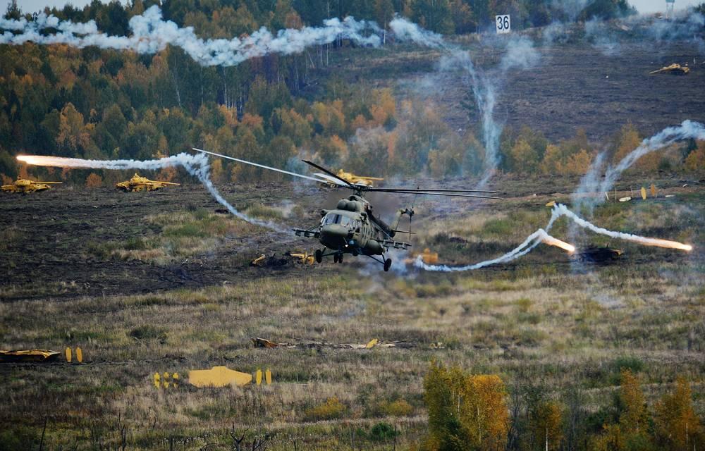 Mil Mi-8MTSh helicopter