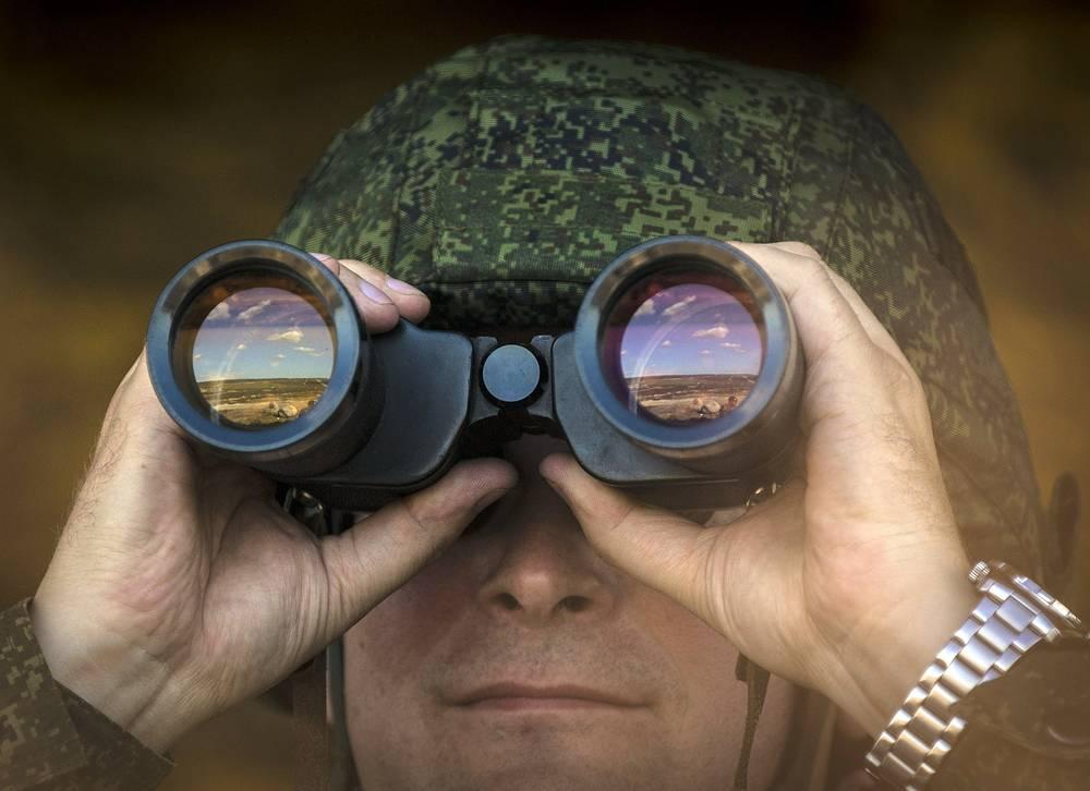 Union Shield 2015 military drills