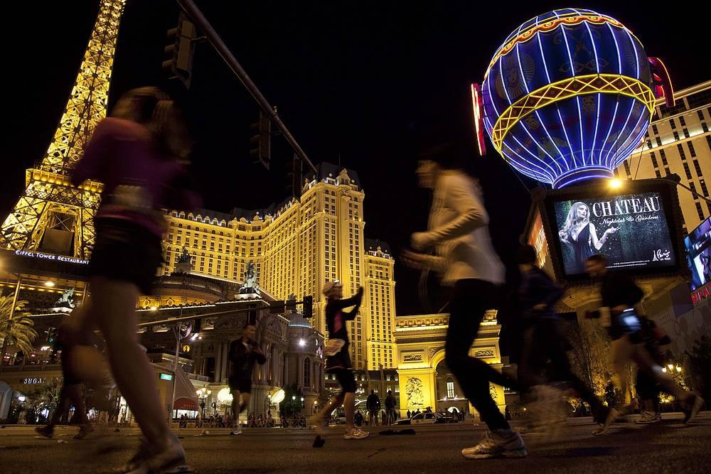 Rock 'n Roll Las Vegas Marathon