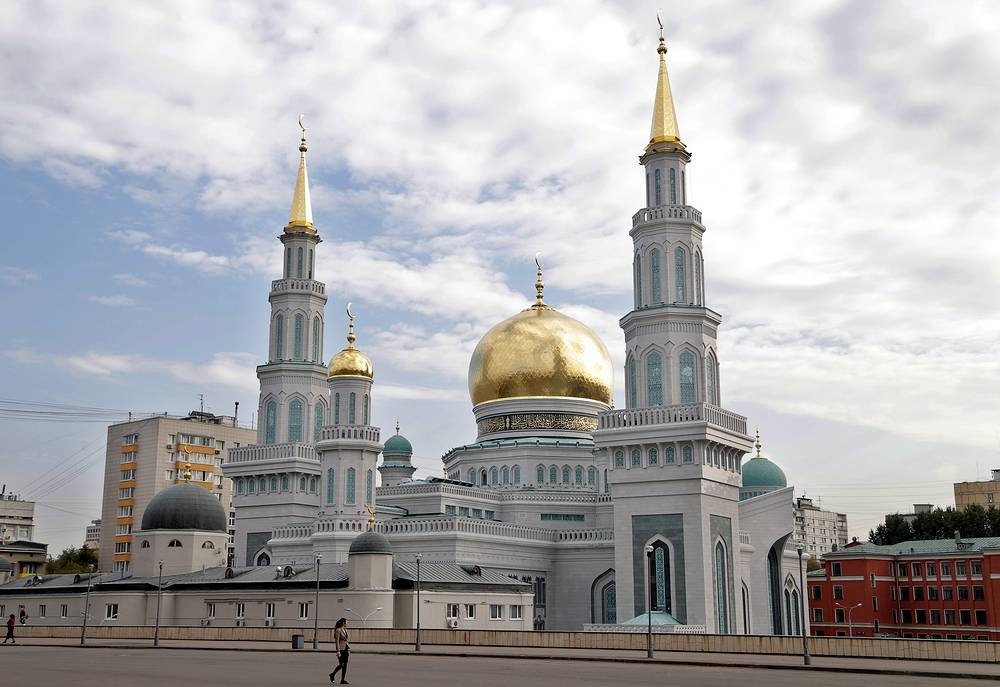Russia is home to a total of 23 million Muslims representing 38 peoples, according to the Council of Muftis