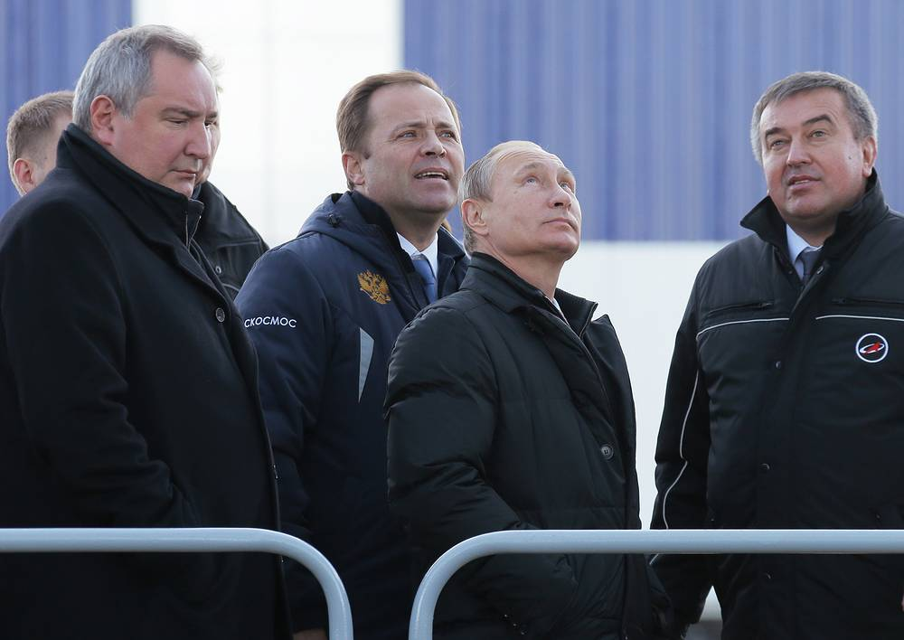 On October 14, 2014 Russian President said the first launches from Russia's Vostochny spaceport should be carried out in 2016 rather than December 2015