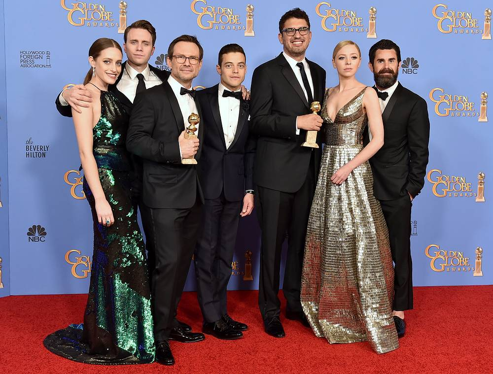 'Mr. Robot' won a Golden Globe for Best TV Series, Drama at the 73rd annual Golden Globe Awards