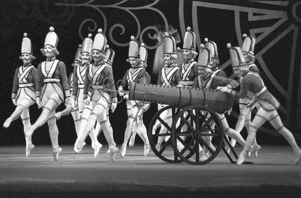 Ballet Lieutenant Kije (Sergei Prokofiev's music), 1963