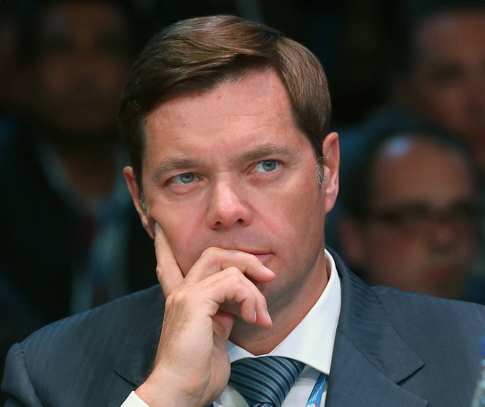 Alexei Mordashov, the majority shareholder of Severstal,  a large Russian conglomerate with interests in metal, energy and mining companies, $10.9 bln