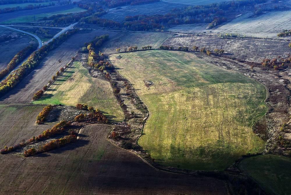Fields in Primorye