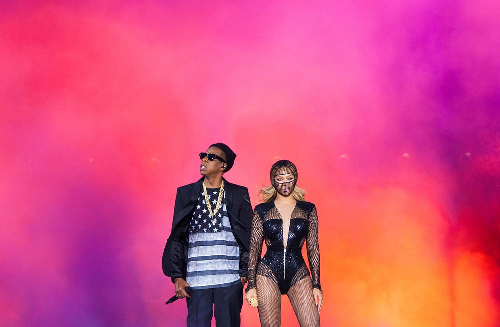 Beyonce and JAY Z got married in 2008