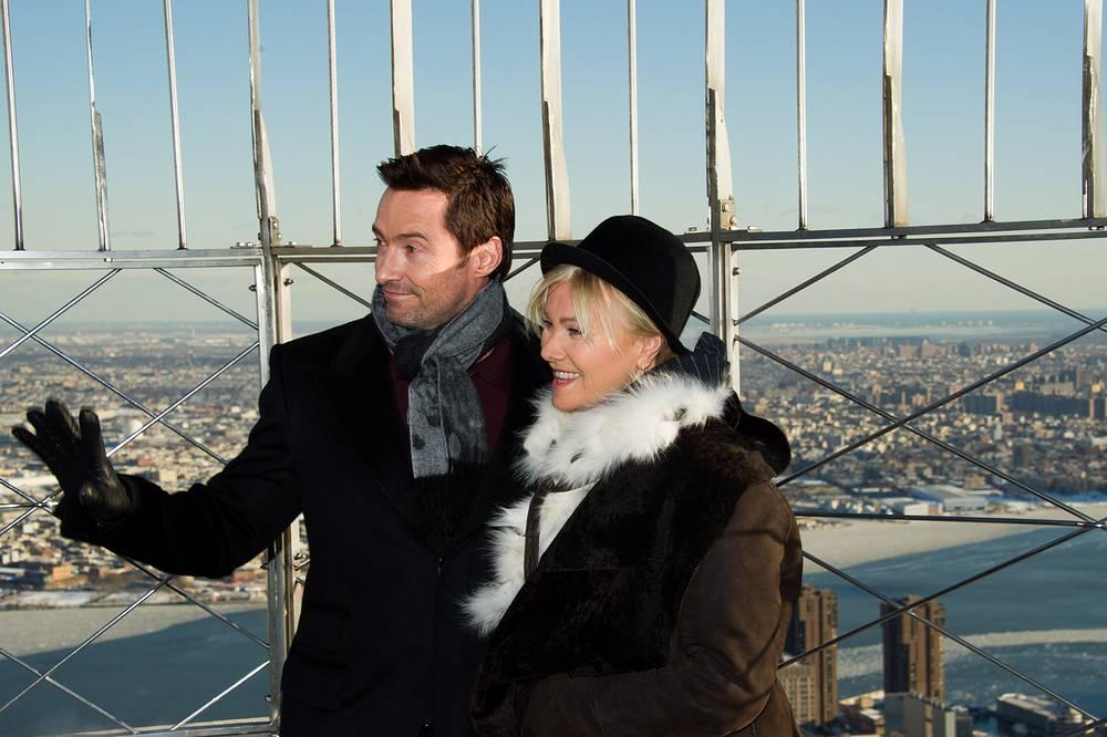 Hugh Jackman and Deborra-lee Furness have been married for 21 years