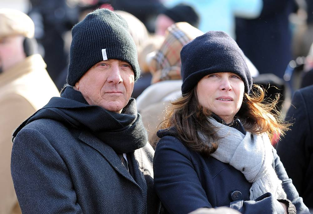 Dustin Hoffman and Lisa Gottsegen got married in 1980