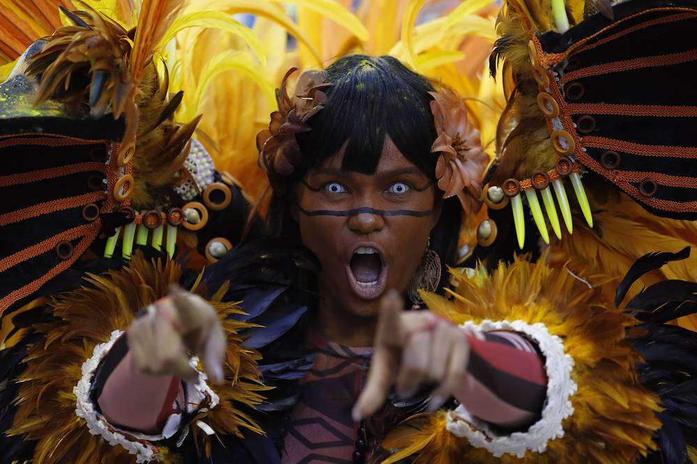 Carnival is the most famous holiday in Brazil and has become an event of huge proportions