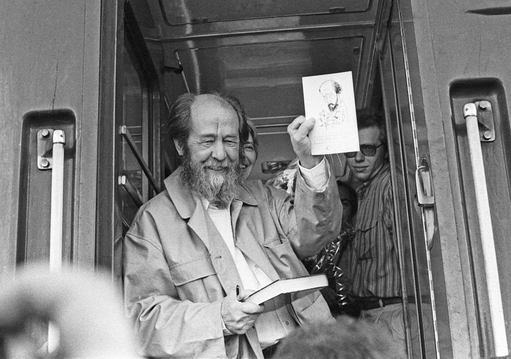 "In 1970, the Nobel Prize in Literature was awarded to Aleksandr Solzhenitsyn ""for the ethical force with which he has pursued the indispensable traditions of Russian literature"""