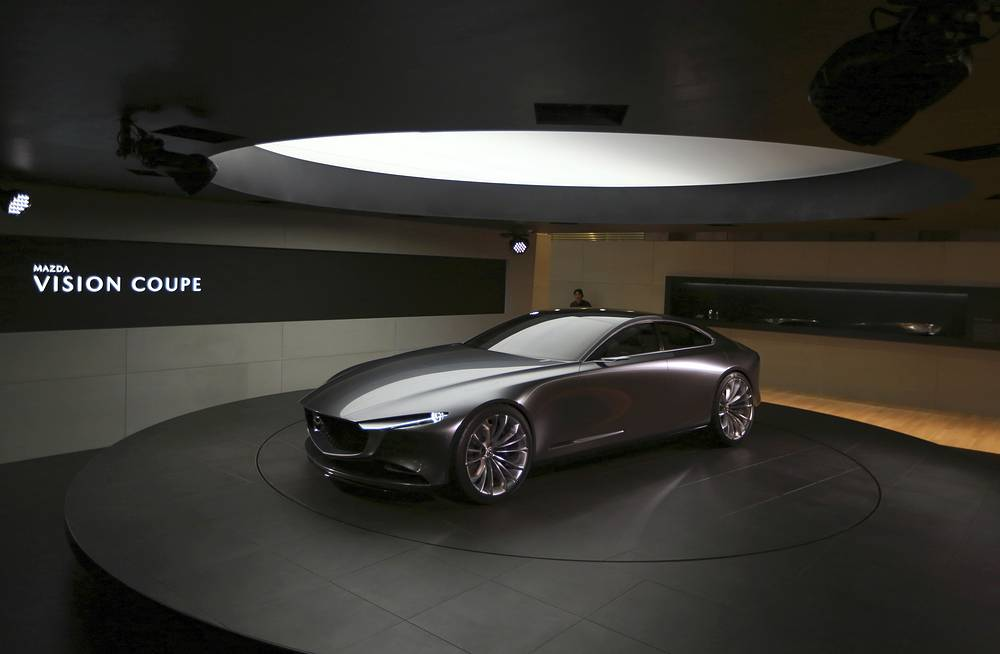 Mazda Vision Coupe concept car