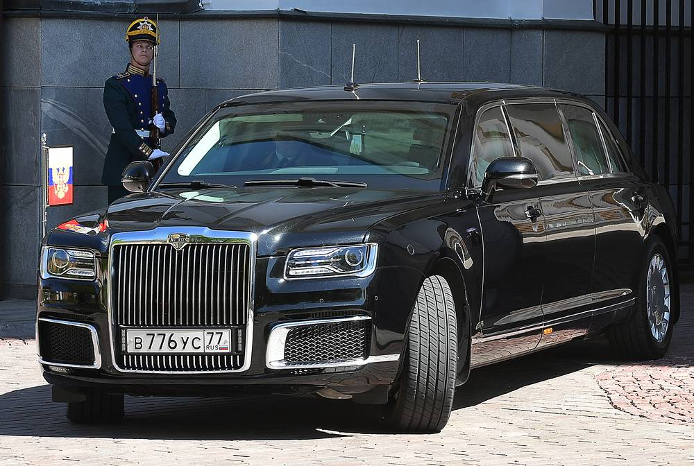 Russian premium cars will be cheaper than their foreign counterparts, Russian minister Denis Manturov earlier said