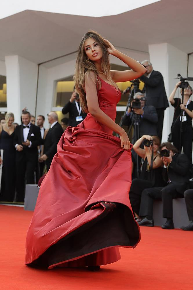 Actress Madalina Ghenea