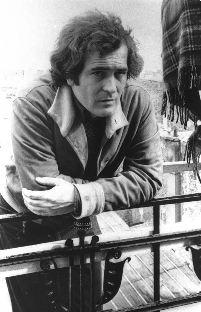 Italian director Bernardo Bertolucci has died at the age of 77. Photo: Bernardo Bertolucci, 1972