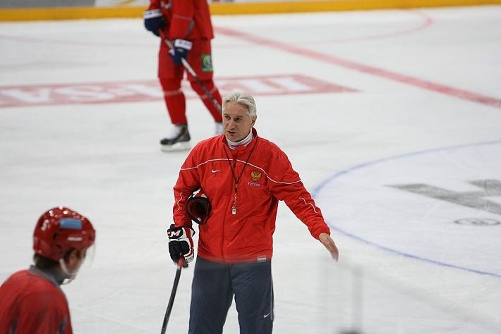 Главный тренер национальной команды Зинэтула Билялетдинов ИТАР-ТАСС/Нина Бурмистрова