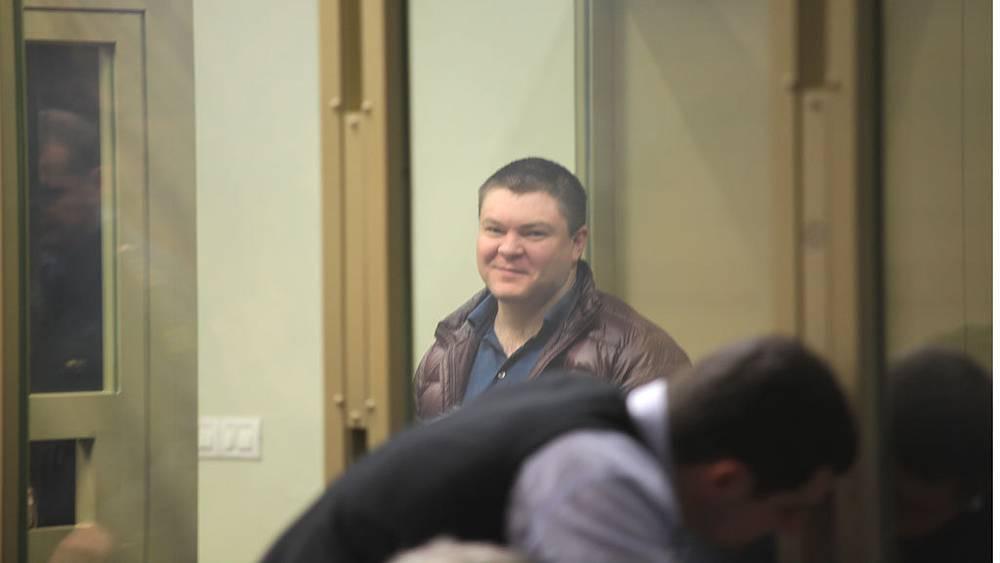 Сергей Цапок. Фото ИТАР-ТАСС/Андрей Миронов