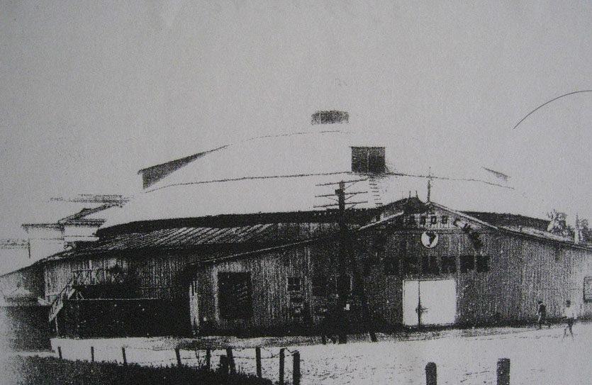 Первый государственный цирк. 1930 год