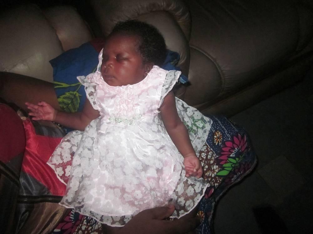 Дочь советника президента Экваториальной Гвинеи, которую родители назвали Екатеринбург Енукунми