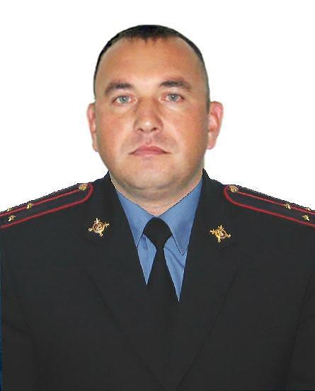 Николай Степучев, подозреваемый в убийстве капитана полиции