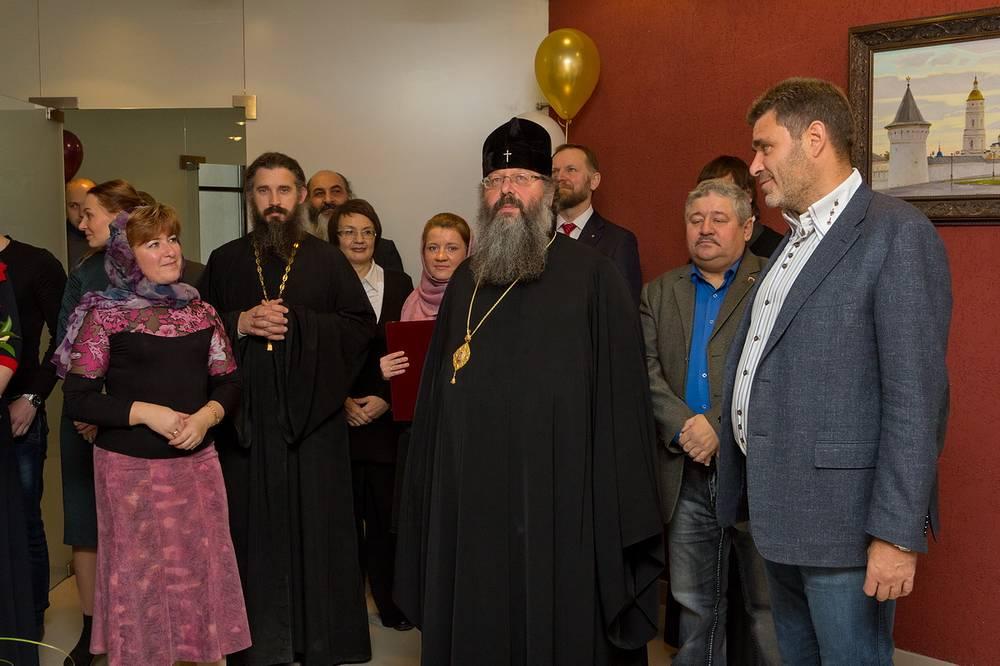 Семейный Екатерининский центр благословил митрополит Кирилл