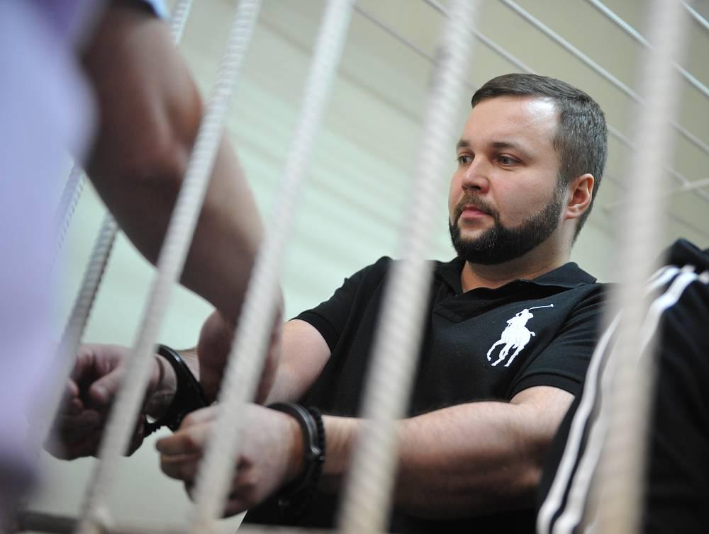 Бывший майор милиции Максим Каганский
