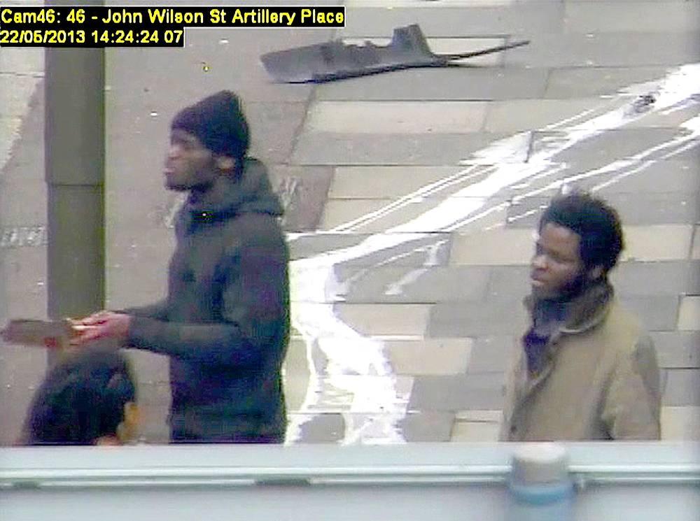 22 мая британцы нигерийского происхождения Майкл Адеболаджо и Майкл Адебовале совершили убийство военнослужащего Ли Ригби