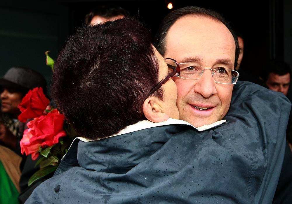 Франсуа Олланд был самым непопулярным главой государства за всю историю страны, но на днях у политика появился шанс существенно поднять свой рейтинг