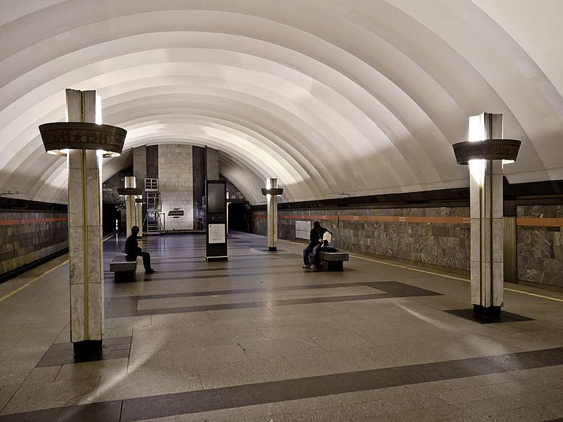"Станция ""Ладождская"""