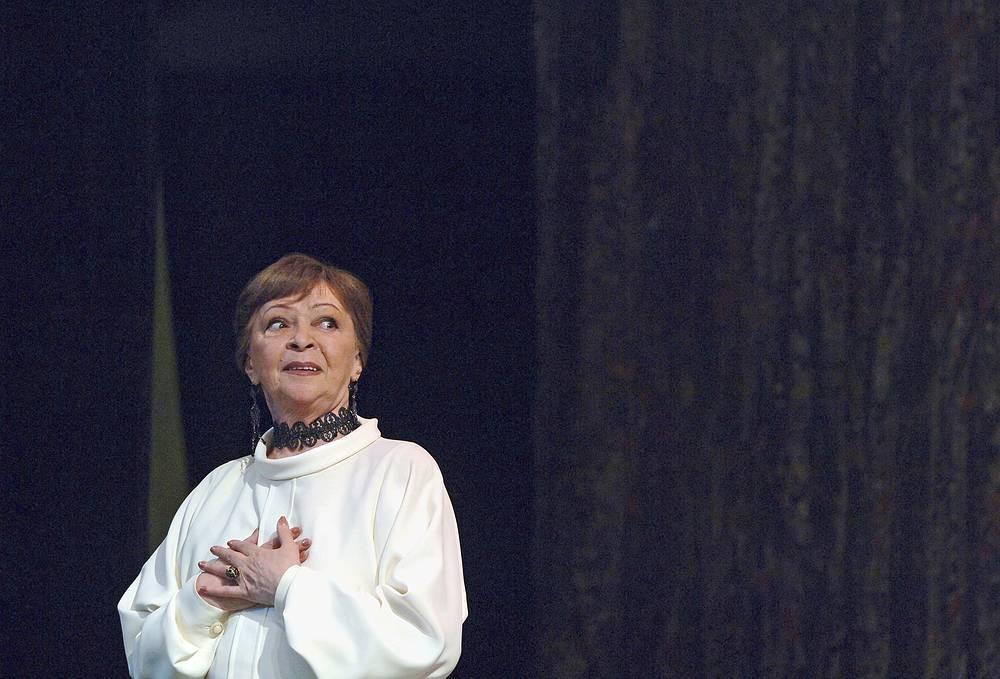 Элеонора Власова, 2007