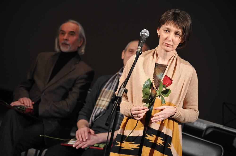 Лауреат Бажовской премии, детский писатель Ольга Колпакова