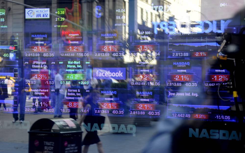 18 мая 2012 года компания разместила свои акции в рамках IPO. Вся соцсеть была оценена в $104 млрд, а привлеченная сумма составила $18,4 млрд