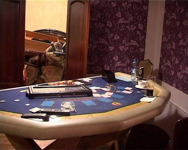 Свердловские полицейские закрыли незаконное казино
