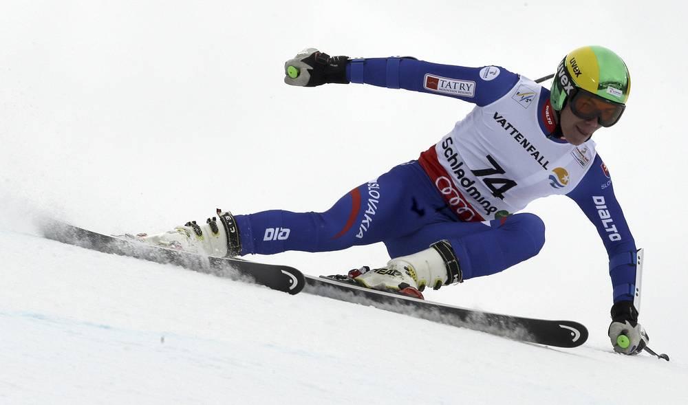 21 год исполнился 8 февраля словацкому спортсмену-горнолыжнику Мэтежу Фалату