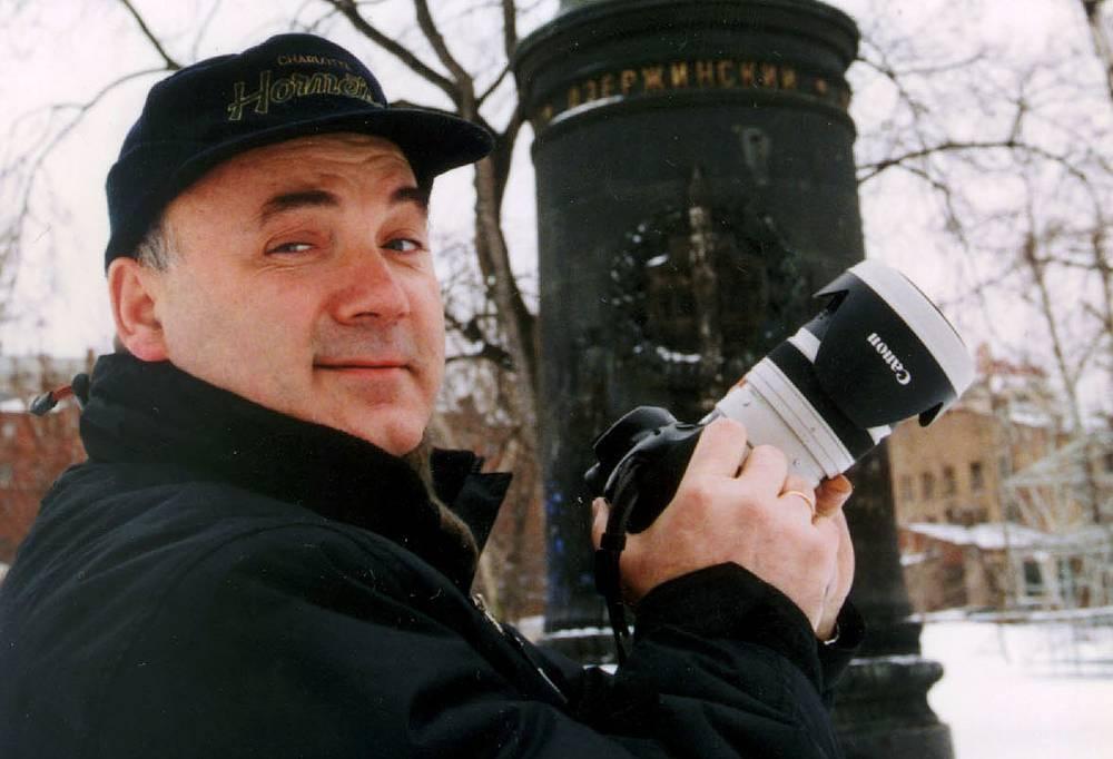 Владимир Яцына (1948-2000), погиб в Чечне