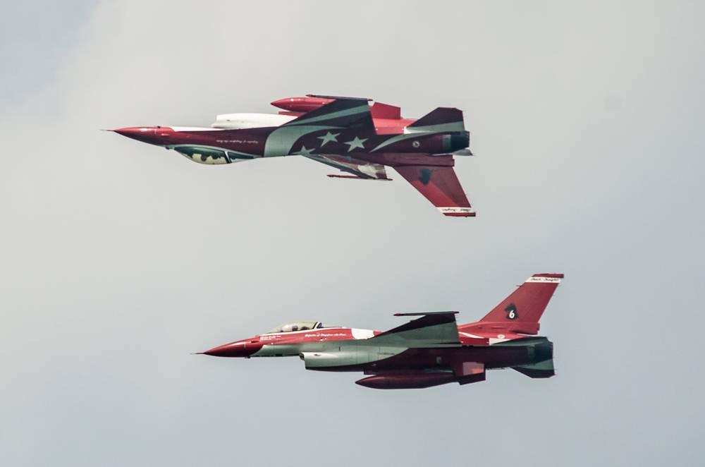 F-16C (Сингапур)